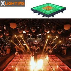 لوحة LED محمولة ثلاثية الأبعاد قاعة رقص لحفلات الزفاف في الحفلات الموسيقية