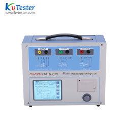 Kvtester лидер продаж среди потенциальных Трансформатор тока трансформатора напряжения Портативный тестер автоматически PT анализатор КТ