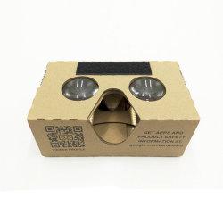 Stampa su ordinazione di vetro V3 del cartone 3D Vr di Google di alta qualità