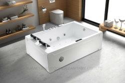 2人の温水浴槽のためのマッサージの鉱泉を流出させなさい