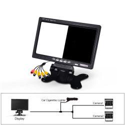 """7 """" Anblick-Auto-Rückseiten-Kamera des LCD-Monitor-Autorearview-Kit+Night"""