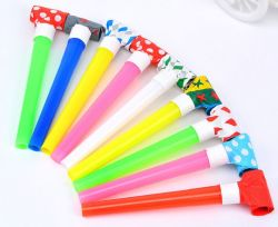 Высокое качество игрушка Blowout OEM трубчатых на день рождения