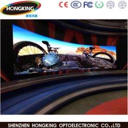 Ampio display pubblicitario LED a colori P6 per interni, Schermo LED P6, pannello display LED P6