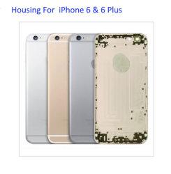 Nouveau carter du boîtier de batterie en métal pour Apple iPhone 6 et 6 Plus
