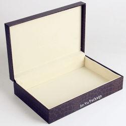 Luxury Dom Madeira cinto de couro, Seda Scraft, Wallet Gravata Caixa de Embalagem