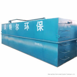L'équipement de traitement des eaux usées pour l'alcool distillerie Traitement des eaux usées