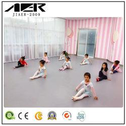 Plastique PVC antidérapante professionnelle Le tapis de plancher de danse en rouleaux