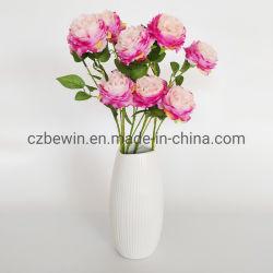 Fleurs de pivoines décoratifs artificielles pour mariage et de décoration d'accueil
