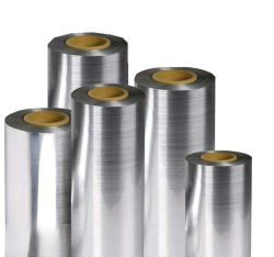 Tessile di appoggio stagnola alluminate di /Metalized Film& dei tessuti