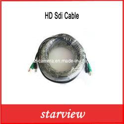 감시 HD SDI 케이블 20m 영상 동축과 고압선