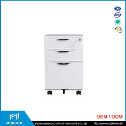 Китай производитель мебели для хранения висящих 3 выдвижных ящиков металлические шкафы для хранения документов