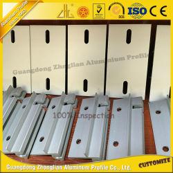 A alta precisão de corte CNC perfil de alumínio com alumínio CNC