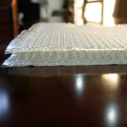 La vente de fibre de verre verre à chaud