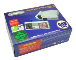 Первоначальной продажи Рэш Mini Classic Edition игровой консоли с 600 классических игр Nntendo подарок
