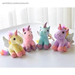 Мягкий приятный уголок с креслами животных фаршированные шикарные единорог игрушка