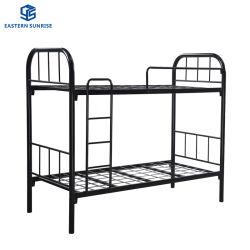 Muebles de dormitorio Durable fuerte armazón de metal de los niños Litera adultos