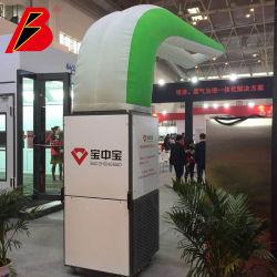 A Estação de pré-móvel portátil de PVC do Gabinete de preparação de Base de armário com lixa Paint 3000