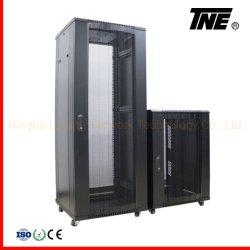 Racks de servidor com ventilação de alta orifício hexagonal Arc porta ventilada