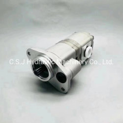 Hitachi EX120-2 шестеренчатый насос