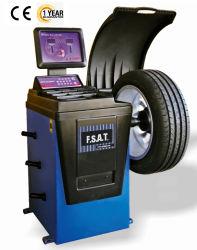 セリウムが付いている自動車車輪バランスをとる機械タイヤのタイヤのつりあい機