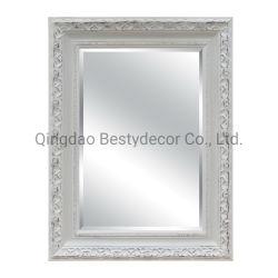 Miroir antique en bois de la série européenne Frame