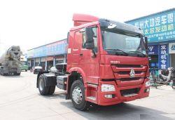 Gebrauchte und neue Sinotruk HOWO 4X2 336HP Traktor Anhänger LKW