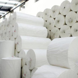 Rouleau de papier tissu Raw Jumbo Papier hygiénique