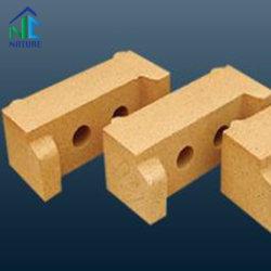 Résistance aux températures élevées ignifugés Argile réfractaire de l'alumine briques pour fours industriels