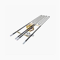 أفضل جودة لعنصر تسخين Mosi2، مسخن الوحدة الكهربائي Mosi2، مقاوم المقاوم Mosi2 للكيلو وفرن