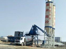 50 Tonnen Qualitäts-konkrete Mischanlage-stapelweise verarbeitende Typ-