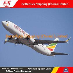 Le fret aérien à Lagos au Nigéria en provenance de Chine Guangzhou des services de logistique d'expédition