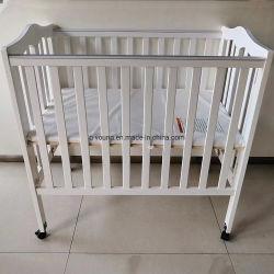 Wieg van de Baby van de Voederbak van het Bed van de Vouwen van de Baby van de Verkoop van de V.S. de Hete