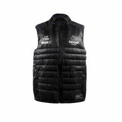 Het Rennen Workwear van sporten de Eenvormige Vervaardiging van het Vest van de Kleding van de Sublimatie Beneden