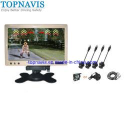 RV OSD цифрового видео датчики резервного копирования
