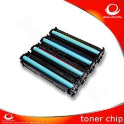 Cartouche de toner CF400 CF401un CF402un CF403A pour HP Color Laserjet Pro M252N M252dw MFP M277n mfp MFP 201un kit de toner