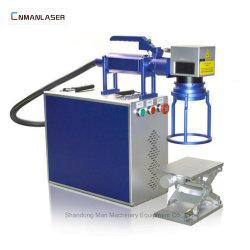 Usine de fibres de gros équipement laser de marquage au laser de la machine de gravure