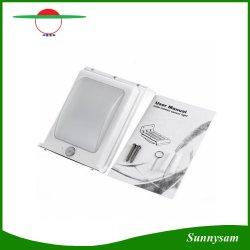 庭Waterproof Lighting Motion Sensor Power Panel Luminaria Lampのための屋外LED Solar Light 16 LED
