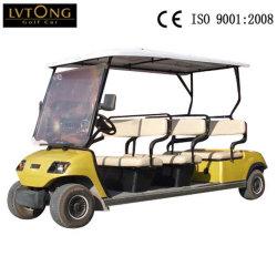 電池は 8 人ゴーカートゴルフ車を作動させた