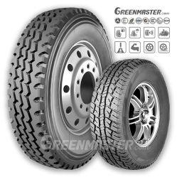 Pneumatico superiore all'ingrosso SUV at/Mt/Ht/Rt 4X4 Pickup Van PCR Tyre della carrozza ferroviaria della fabbrica tutte le gomme del bus TBR OTR del rimorchio del veicolo leggero di polarizzazione e della parte radiale d'acciaio