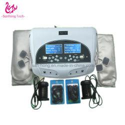 De nieuwe Gift van Footbath Massager voor Ijzer Footbath Massager van de Machine Detox van Ouders het Dubbele Ionen (875S)