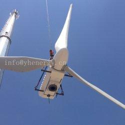 60kw générateur de l'éolienne avec énergie éolienne sur le kit de système de grille