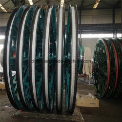 Enige Kabel die HoofdKatrolschijf voor Het Gebruik van de Kolenmijn winden