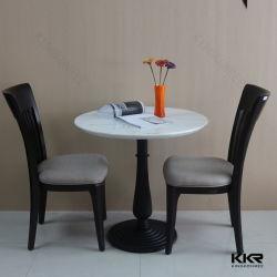 Акрил твердой поверхности обеденном столе для ресторана Мебель 0309