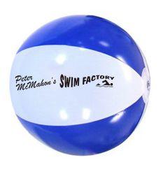 PVC インフテーブルビーチボール、ロゴ印刷