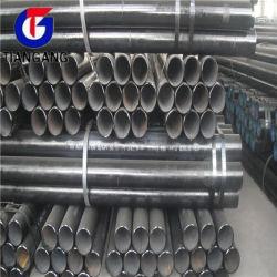 La norme ASTM API 5L A53 A106 Grb sch40 Noir tuyau sans soudure en acier au carbone
