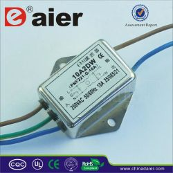 10A 220VCA Filtro de línea de EMI