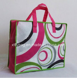 Lamination écologique PP non tissé sac fourre-tout sac shopping Sac Shopper