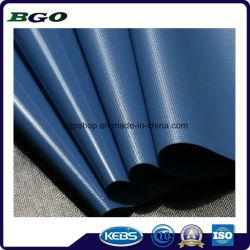 PVCによって薄板にされる防水シートのキャンプテント防水ファブリック(500dx500d 18X17 460g)