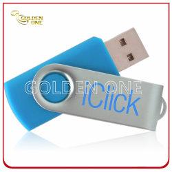 Nouveau logo personnalisé promotionnel stock Métal lecteur USB