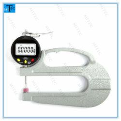 Herramientas de medición electrónico digital de 120mm de espesor de marcación calibre 0,001 mm